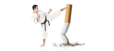 karaté tabac